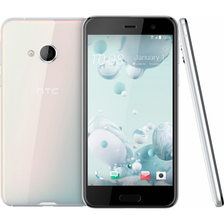 Htc U Ultra 64Gb Factory Unlocked Gsm Smartphone With 16Mp Front Camera  Ice White