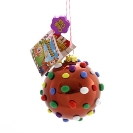 Holiday Ornaments CANDY CRUSH COLOR BOMB Glass Sweet Department 56