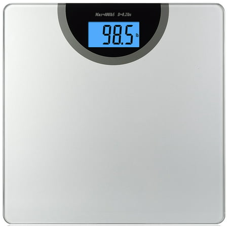 Bathroom Scales Walmartcom - Large display digital bathroom scales for bathroom decor ideas