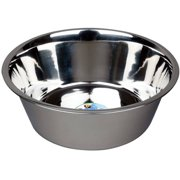 Advanced Pet Products Stainless Steel Feeding Bowls, 10 Quart