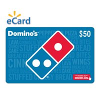 Domino?s $50 Gift Card (Email Delivery)