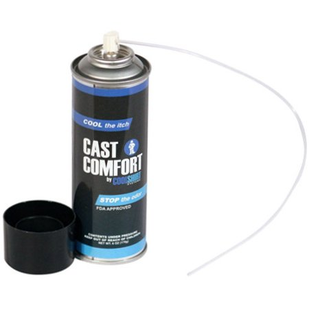 Cast Comfort Spray Stop Itching (Best Way To Stop Itching)