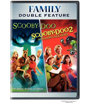 Scooby-Doo & Scooby-Doo 2: Monsters Unleashed Double Feature (Scooby Doo 2 Monsters Unleashed Monsters Cards)