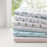Comfort Classics Novelty Super Soft Printed Sheet Set