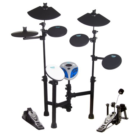 knox 5 drum 3 cymbal entry level electric drum set. Black Bedroom Furniture Sets. Home Design Ideas