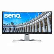 "BenQ 35"" Curved Gaming Monitor with Eye-care Technology, Gray"