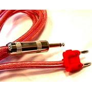 Hosa SKM 225BN - Speaker cable - 25 ft - clear