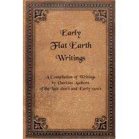 Early Flat Earth Writings