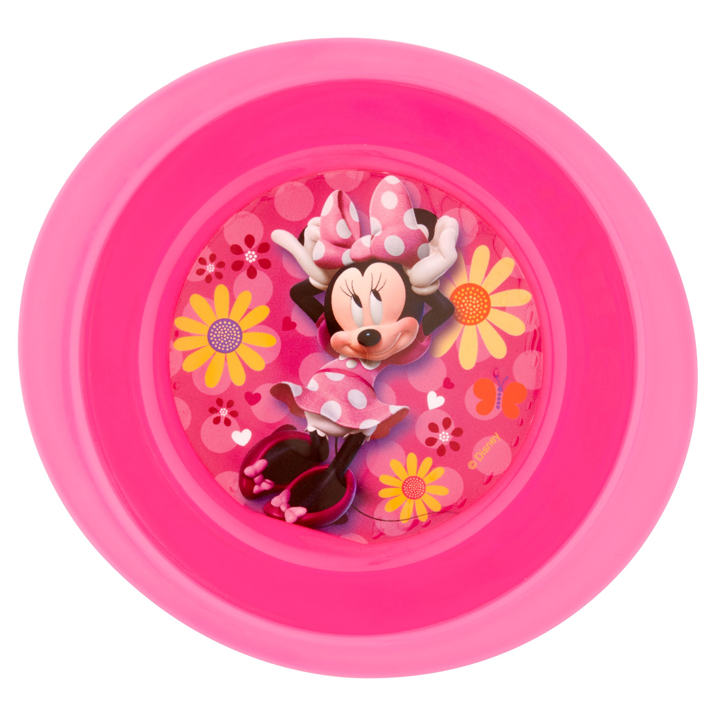 The First Years Minnie Mouse Toddler Plate