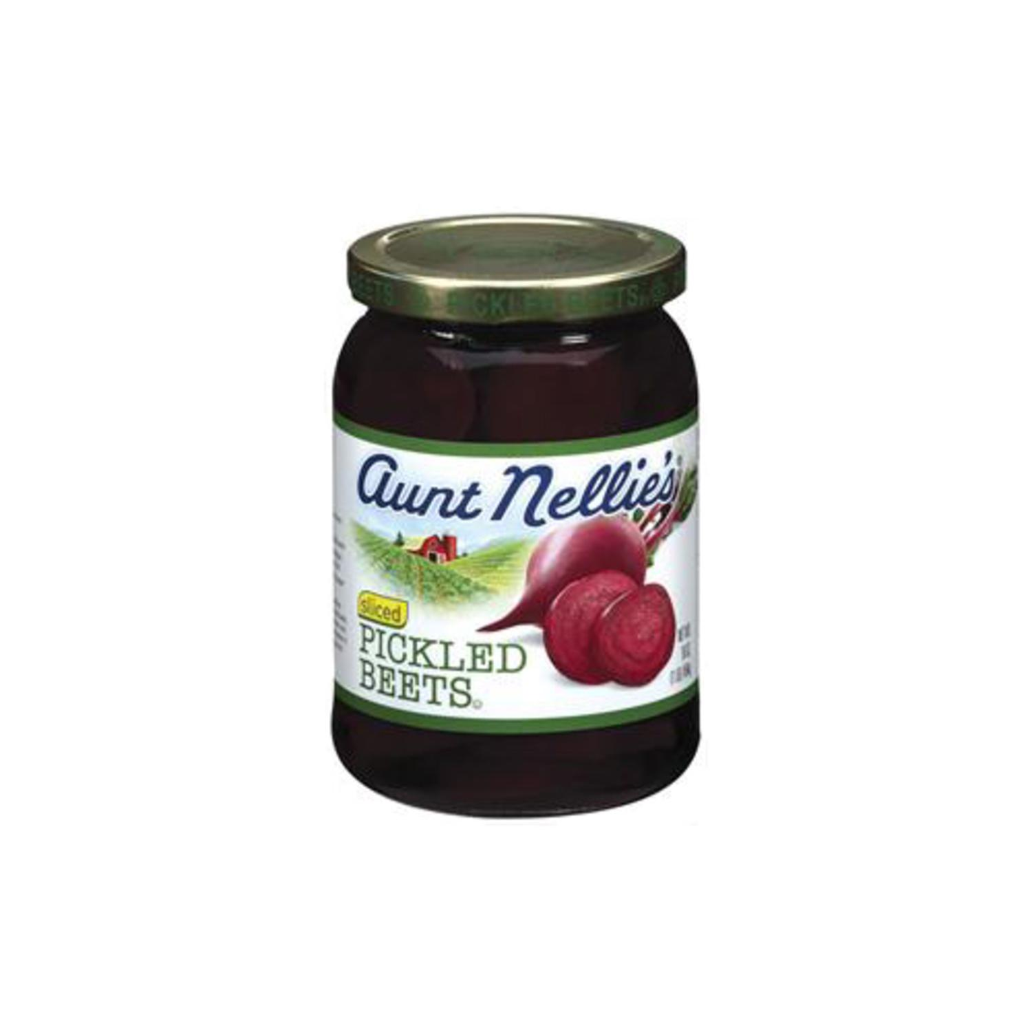 WNY's Own Aunt Nellie's Sliced Pickled Beet Vegetables 16 Oz. by Aunt Nellie's