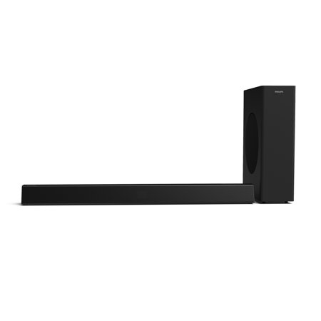 Philips HTL3320/37 3.1 Channel Soundbar with Wireless Subwoofer, Bluetooth