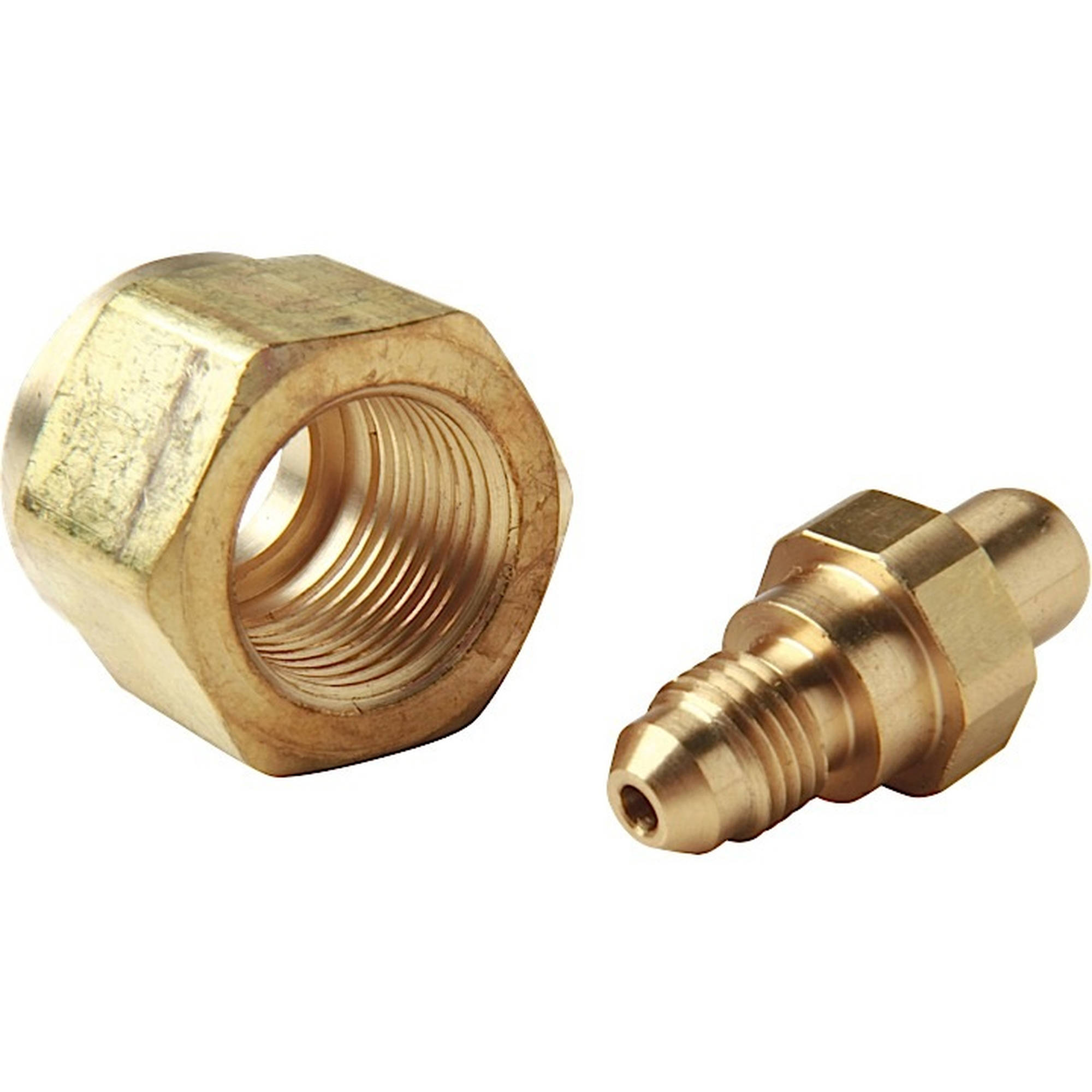 Med Nut/4An Nipple Sm Thread Replacement Auto Part, Easy to Install
