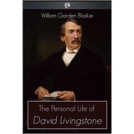 The Personal Life of David Livingstone -