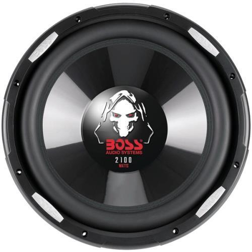 Boss Audio P106DVC Phantom Series Dual Voice Coil Subwoof...