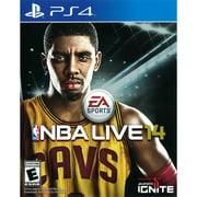NBA Live 14, Electronic Arts, PlayStation 4, 014633730708