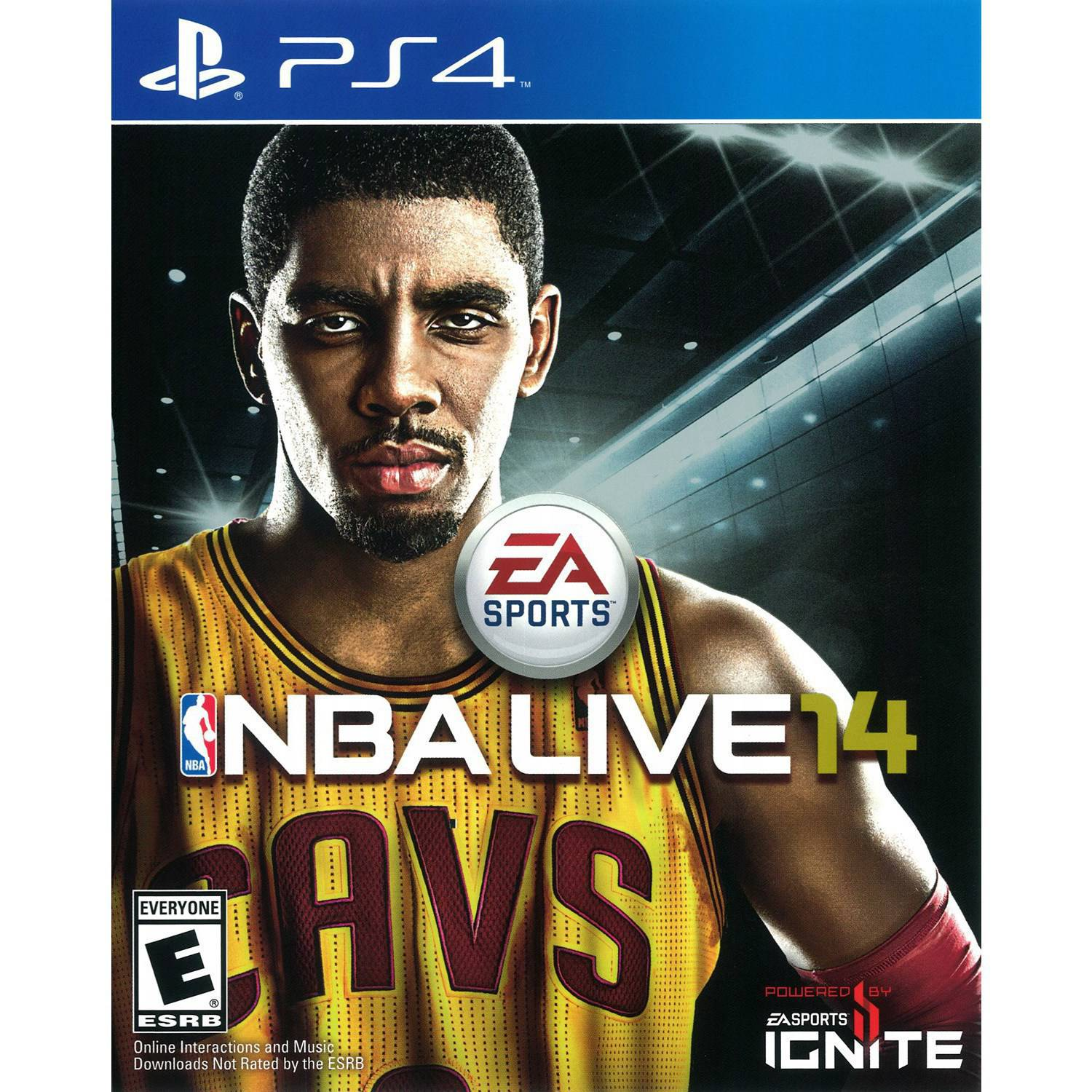 NBA Live 14, Electronic Arts, PlayStation 4, 014633730708