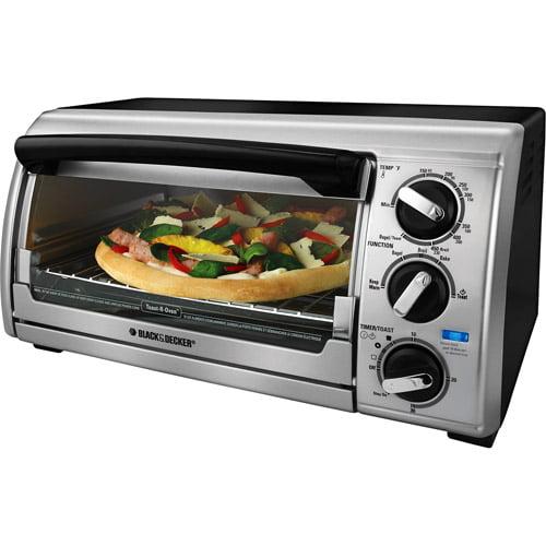 Black & Decker 4-Slice Toast-R-Oven Toaster Oven
