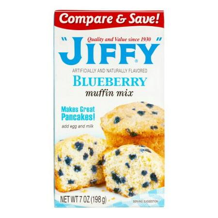 Jiffy Blueberry Muffin Mix (Jiffy Muffins)