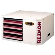 Reznor - V3 Series Model UDAS Gas-Fired Separated Combustion Unit Heater 30,000 Btu