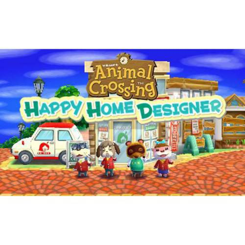 Animal Crossing Happy Home Designer Nintendo 3DSWalmartcom
