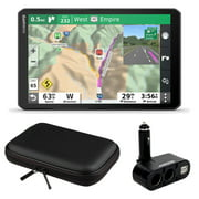 "Best Gps For Rv - Garmin 8"" RV GPS Navigator (010-02425-00) w/ Hard Review"