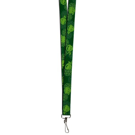 TMNT Teenage Mutant Ninja Turtles Green Faces Lanyard](Ninja Turtles Names And Color)