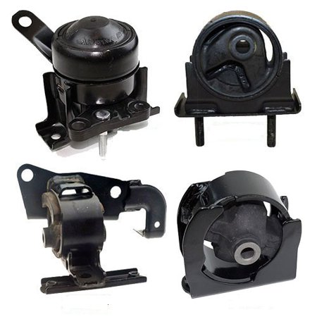 K0026 Fits 2004-2005 Toyota Rav4 2.4L Engine Motor & Trans Mount for AUTO 4 PCS : A7271, A4291, A62010, A4265