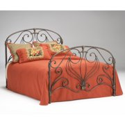 Bernards Athena Verdi Spindle Headboard in Brown