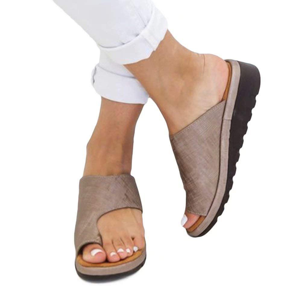 Sandal Shoes(US 7), Women Comfy