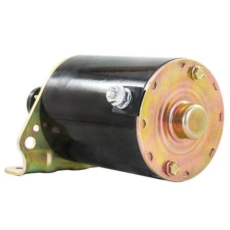 Starter Motor fits Briggs Stratton 693551 14 Tooth Craftsman Lawnmower  Steel Flywheel