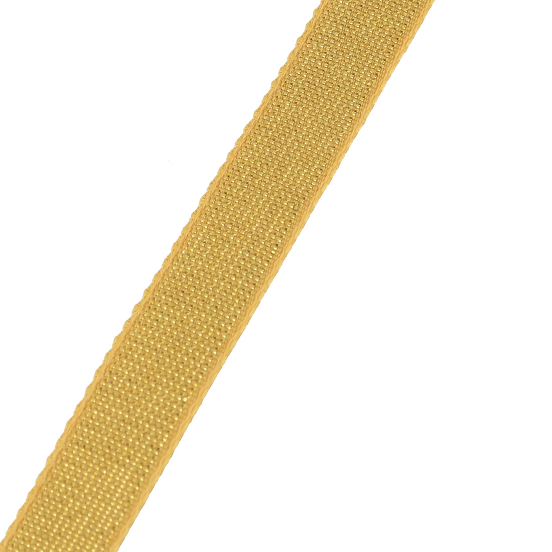 Decoration Velvet Bling Ribbon DIY Gift Headband Orange 50 Yard 1cm Width - image 2 of 4