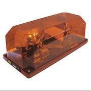 JETCO 126-33202-4 Heavy Duty Strobe,Amber G1577987