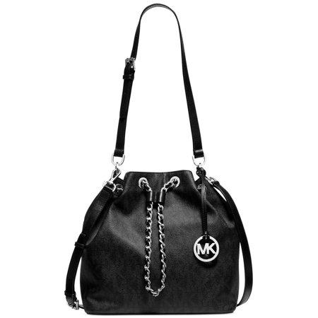 e7fdb3d30f45 Michael Kors - MICHAEL Michael Kors Frankie Large Drawstring Convertible  Shoulder Bag - Walmart.com