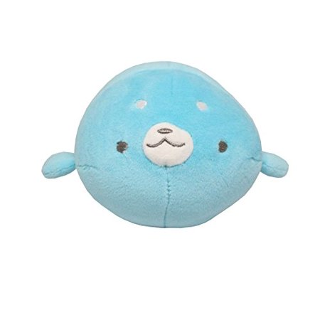Baby Seal Plush Toy Japan Collection Fusion Kawaii Exclusive1 Plush Toy per Order (Blue)](Kawaii Plush)