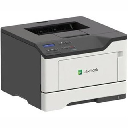 Lexmark 36S0100 MS321dn Mono Laser Printer, Gray & White