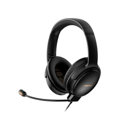 Bose QuietComfort 35 II Gaming Headset – Noise Cancelling Over-Ear Bluetooth Headphones