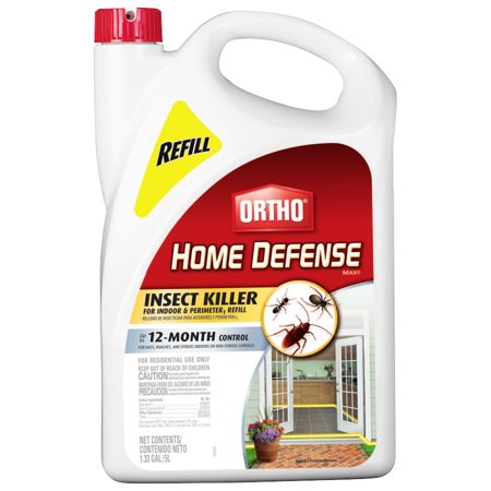 Ortho Home Defense MAX Insect Killer for Indoor & Perimeter1 Refill 1.33 Gal