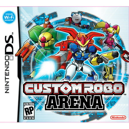 Custom Robo Arena - Nintendo DS ()