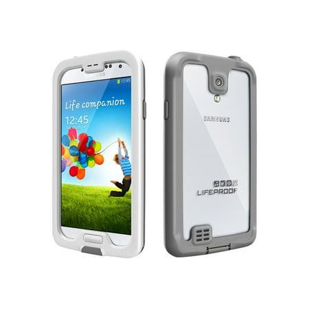 LifeProof Case 1801-02 for Samsung Galaxy S4 (Nuud Series) - Glacier -  Walmart.com 53d014ba49