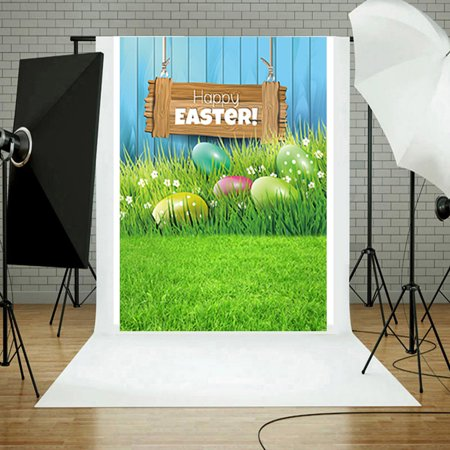 Themed Props For Sale (BEAD BEE Easter Day Theme Vinyl Photography Backdrop Custom Photo Background Props)