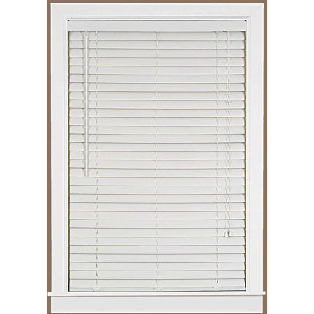 Luna 2 Vinyl Venetian Blind With 2 Valance
