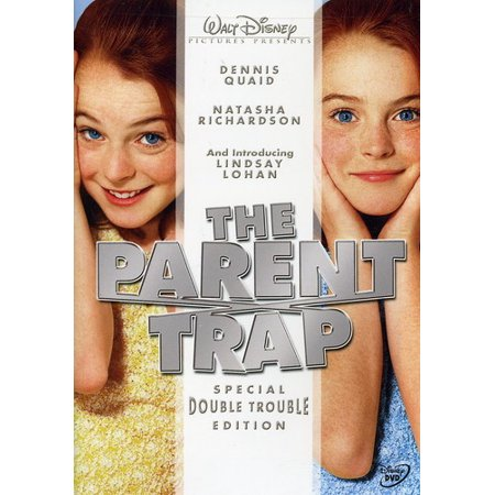 The Parent Trap (DVD) (Trapped In The Closet Chapters 1 12)
