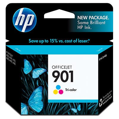 HP 901 Tri-color Original Ink (Rb2132 901 52)