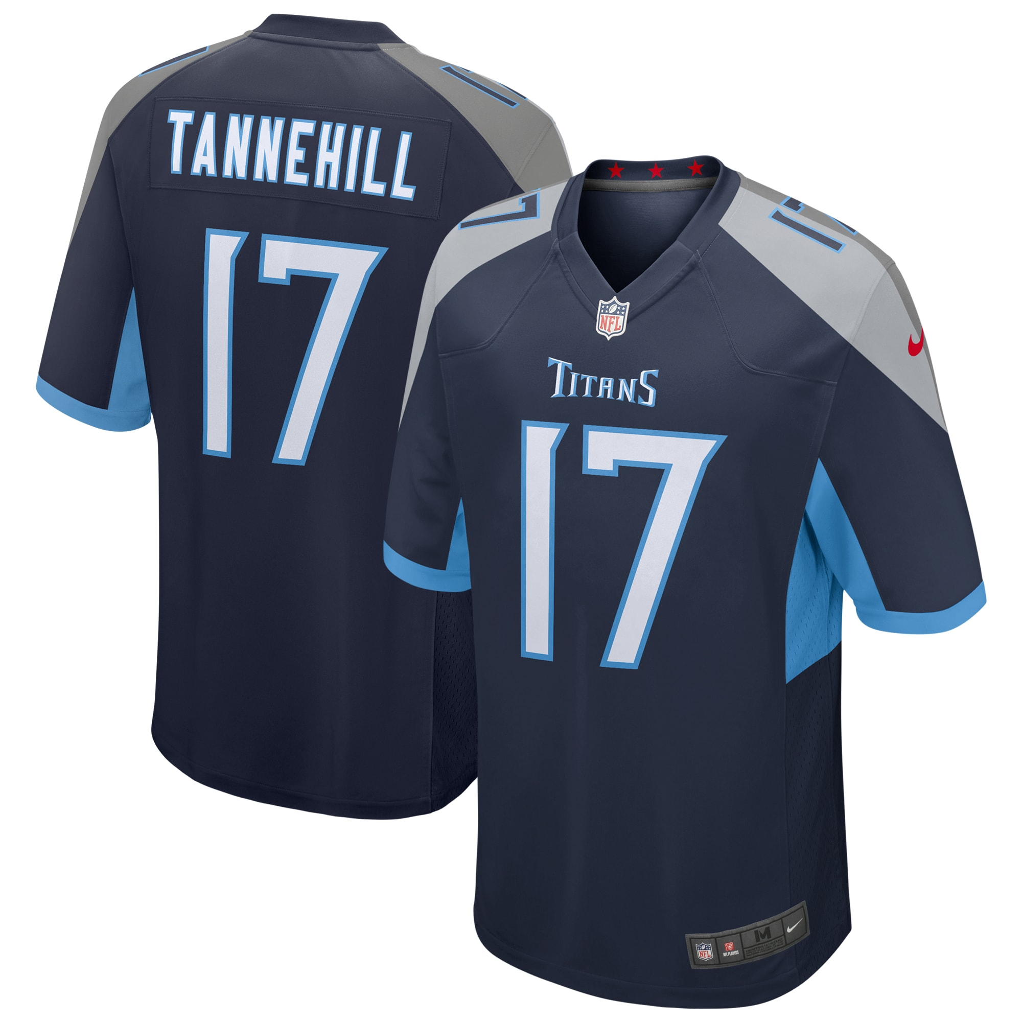 Ryan Tannehill Tennessee Titans Nike Game Jersey - Navy - Walmart.com