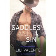 Saddles and Sin - eBook
