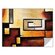ArtWall 'Abstract Modern' by Jim Morana Graphic Art on Wrapped Canvas