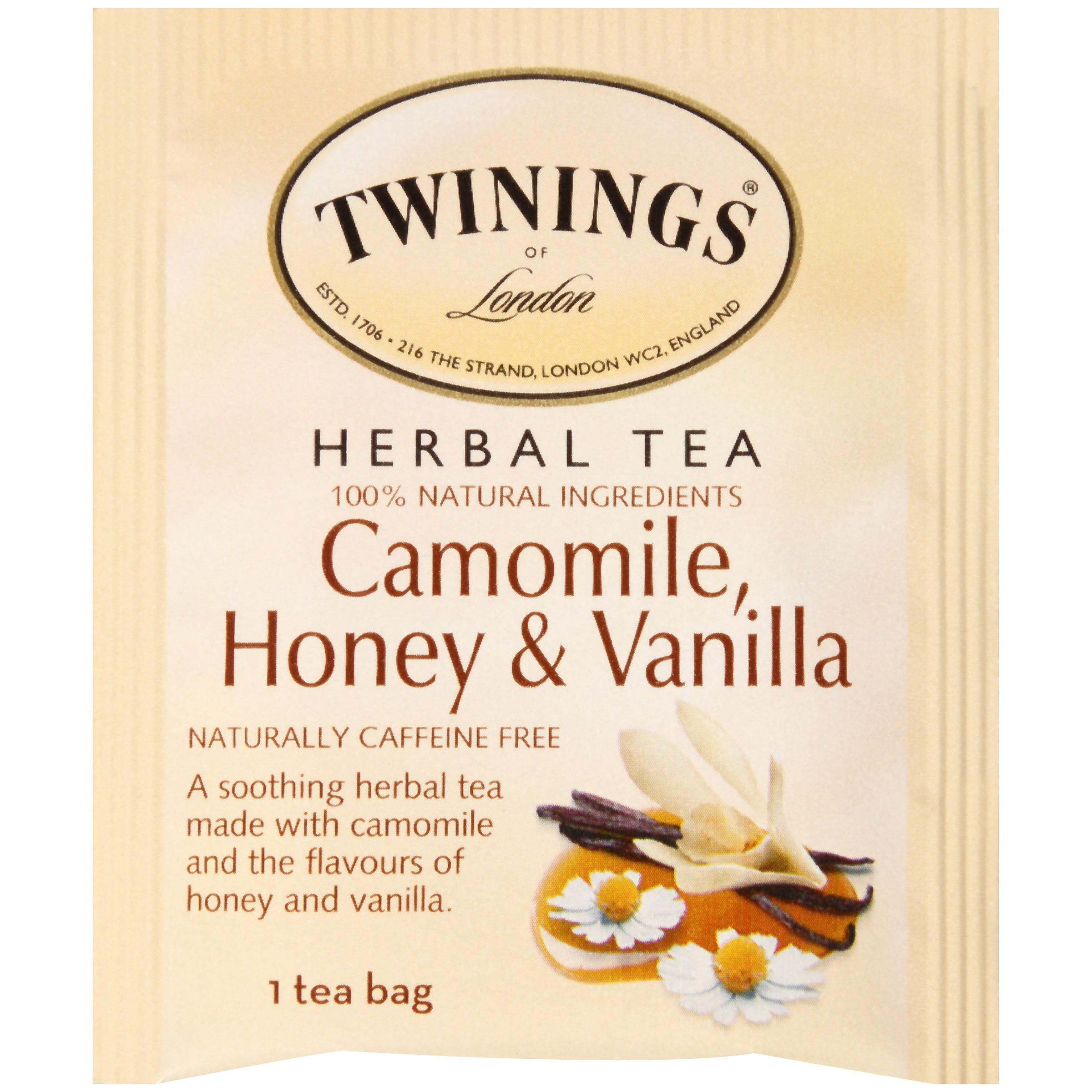 London Camomile, Honey & Vanilla