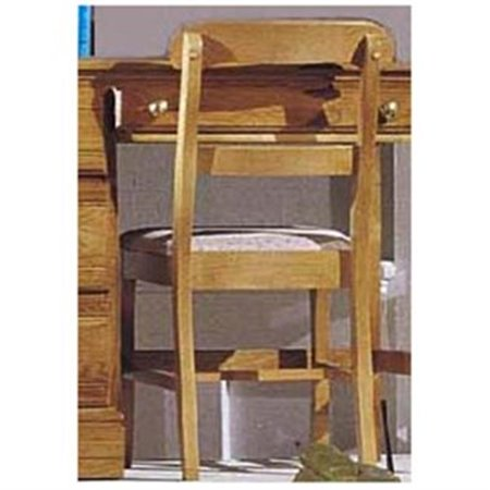 Carolina Furniture Works 230000 Chair Golden Oak