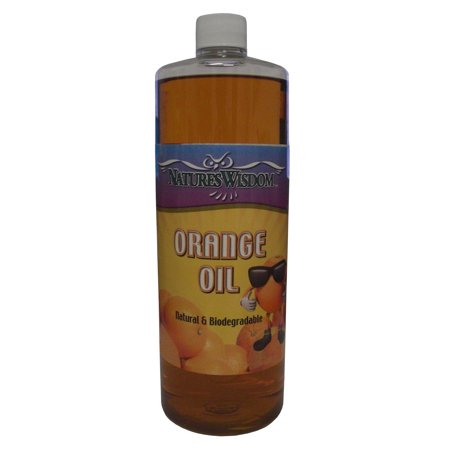 Wisdom Aromatherapy (Nature's Wisdom Orange Oil Pt.)