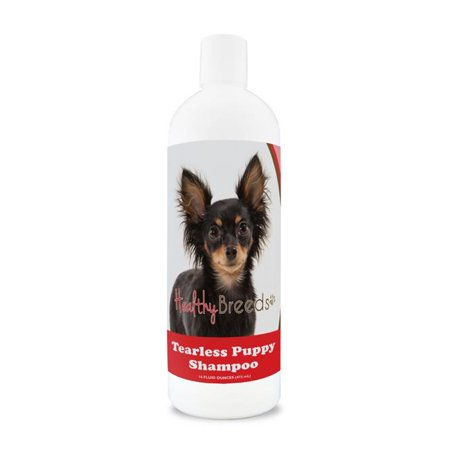 Healthy Breeds 840235186519 Russian Toy Terrier Tearless Puppy Dog Shampoo - image 1 de 1